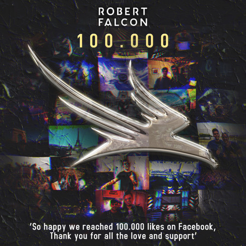 Robert Falcon - 100 000 (Original Mix)