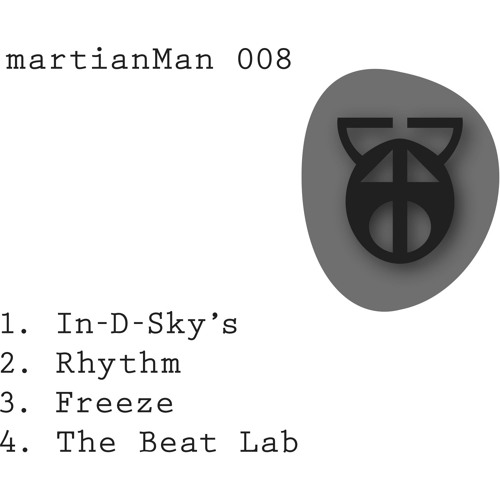 MM008 B2 - Mm008 MartianMan - The Beat Lab [CLIP]