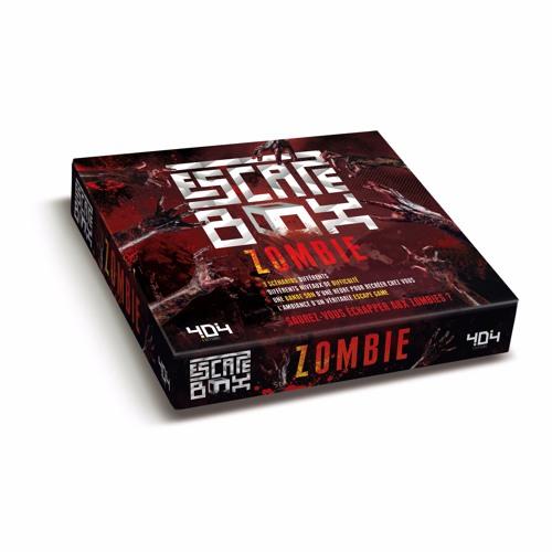 404 éditions - Escape Box - Zombie