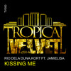RIO DELA DUN, KORT FT JAMIELISA - KISSING ME (KORT MIX) CLIP