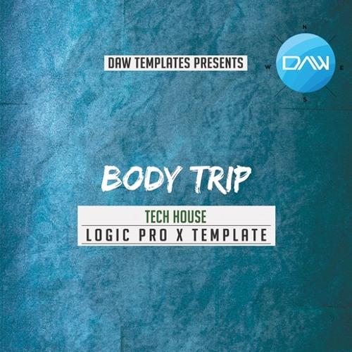 Body Trip Logic Pro X Template