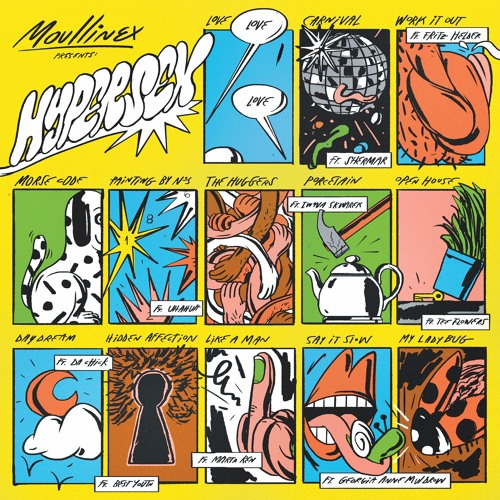 Moullinex - Open House (feat. Tee Flowers)