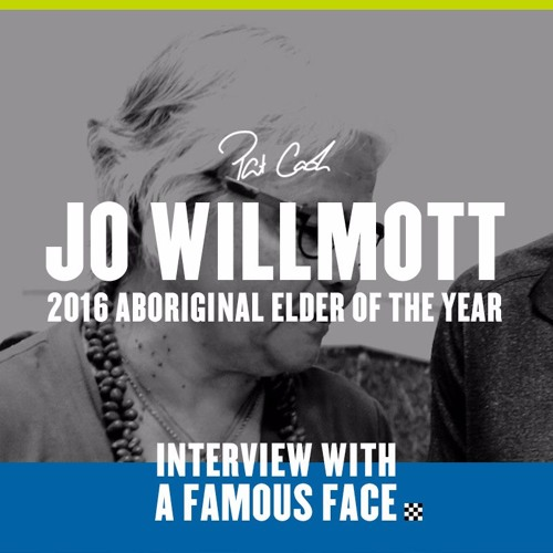 Jo Willmott, 2016 Aboriginal Elder of the Year – Interview With A Famous Face