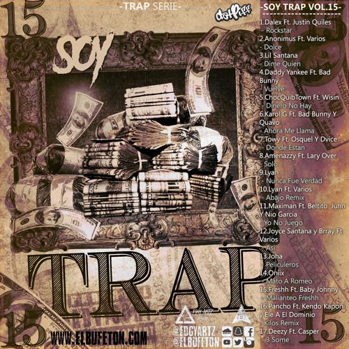 Soy Trap Vol.15