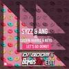 Syzz & ANG Vs Calvin Harris & Ne-Yo - Lets Go Donut (DI BOOM & BombsOut Mashup) Buy = Free Download
