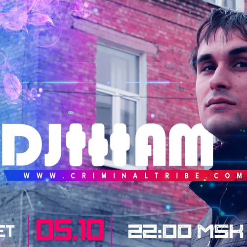 Molotov Cocktail #045 - DJ AM [RUS] guest mix (05.10.2017 Criminal Tribe Radio]