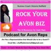 Avon Podcast #2 Encouragement for Avon Reps.