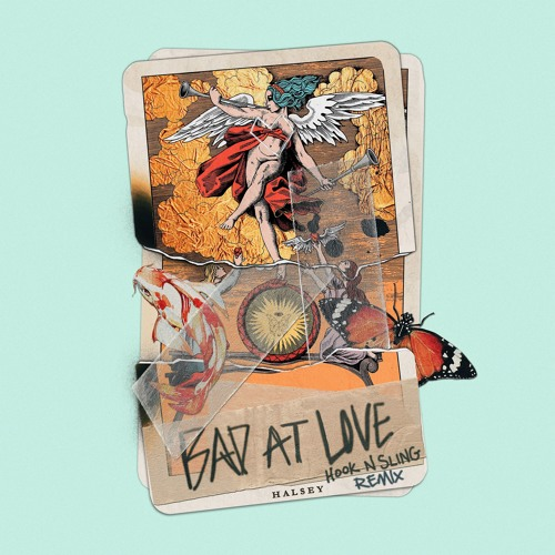 Download Halsey - Bad At Love (Hook N Sling Remix)
