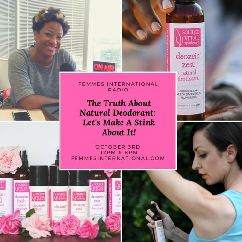 The Truth About Natural Deodorant! Make the Switch -- with Source Vital Apothecary