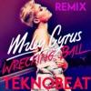 MILEY CYRUS - Wrecking Ball - Remix TEKNOBEAT - Elvio Santos