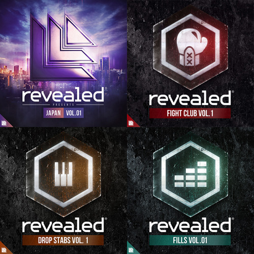 The Sound Of Revealed Vol.2 Sample Pack [Buy For Free Download] [Exclusive]