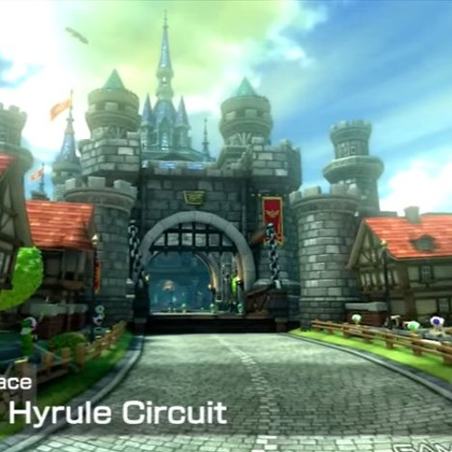 Hyrule Circuit - Mario Kart 8 OST