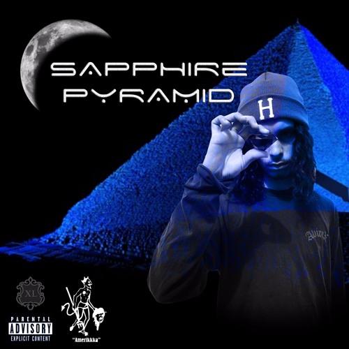 Sapphire Pyramid ++++