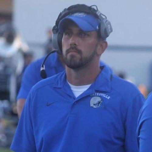 Coach Interview: Evan Ulery, Batesville (10/06/17)