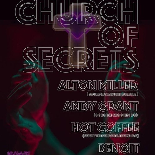 Meet the Locals #059: Andy Grant at Church of Secrets with Alton Miller 10-06-2017