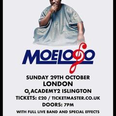 @Moelogo Headline Show Hip-Hop & Afrobeats Mix