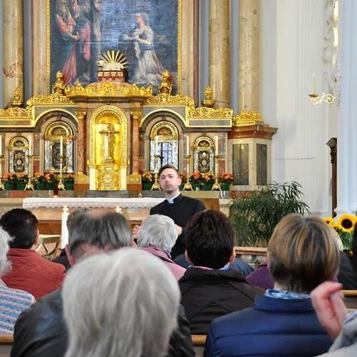 """Katechese von Pfr. Peter Kieweg """"Die Vergebung der Sünden"""""""
