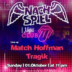 NACHSPIEL Sonntag-Nacht-Club (KitKatClub) 2017-10-01 Part1