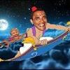 Prince Ali Obama ~~ (Aladdin Parody) ~ Rucka Rucka Ali