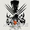 Hulk VS. Wolverine   Duelo de Titãs