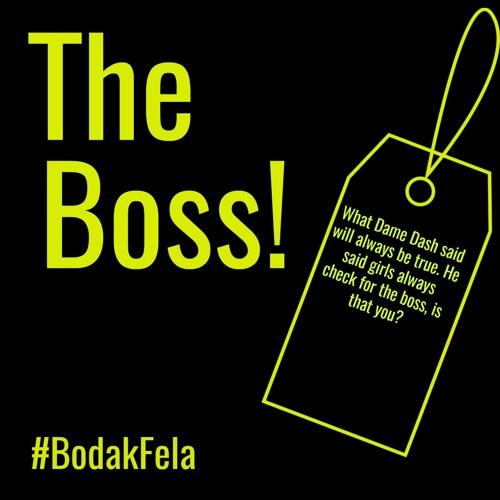 The Boss!