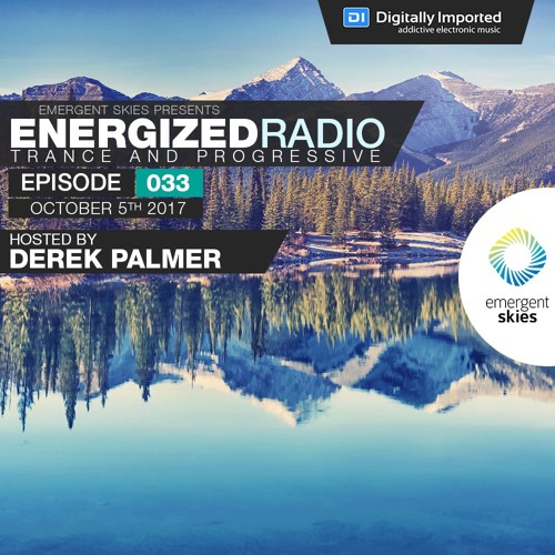 Energized Radio 033 with Derek Palmer