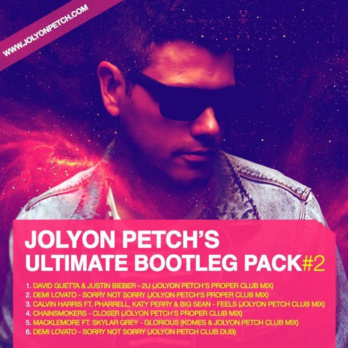 Jolyon Petch's Ultimate Bootleg Pack V2 [DOWNLOAD]