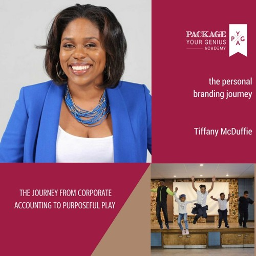 [The Personal Branding Journey] From Corporate Accounting to Purposeful Play