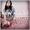 "Dua Lipa - New Rules (TIBA & Oscar Santos ""No Rules"" Bootleg) [SUPPORTED BY ROW ROCKA]"