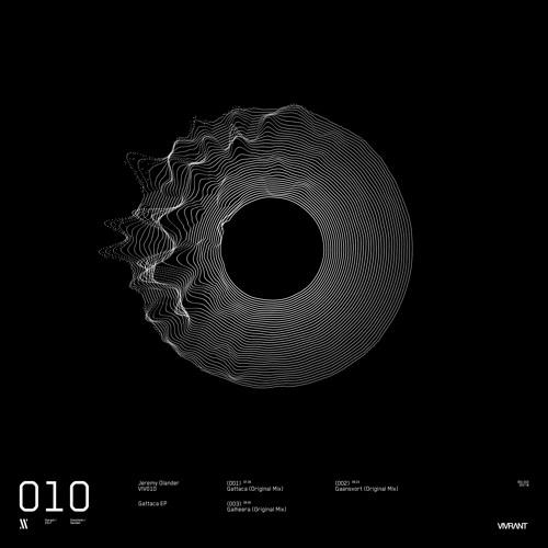 Jeremy Olander - 'Gattaca' EP [VIV010]