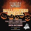 Sunday Sessions at Ink - Halloween '17 mixed by Rob McPartland