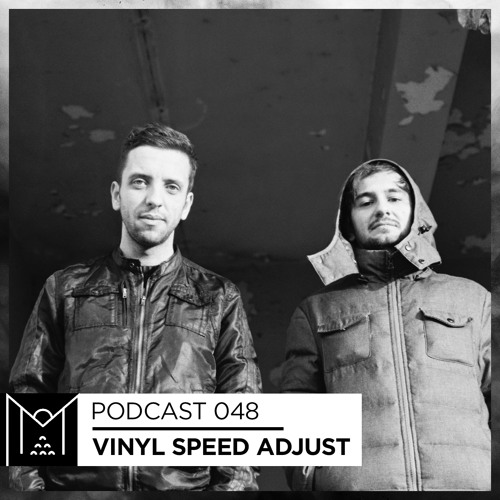Mantra Collective Podcast 048 - Vinyl Speed Adjust