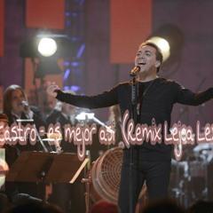 Cristian Castro - Es mejor asi (Remix Lejoa Lex)