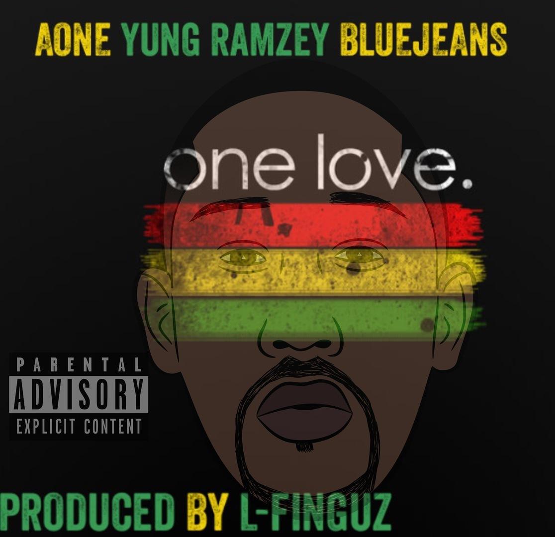 AOne x Yung Ramzey x BlueJeans - One Love (Prod. L-Finguz) [Thizzler.com Exclusive]
