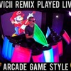 Without You (AFISHAL Remix) ARCADE GAME STYLE
