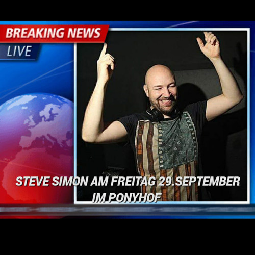 2017-09-29 - Steve Simon | Behind The Mask @ Ponyhof (Darmstadt)