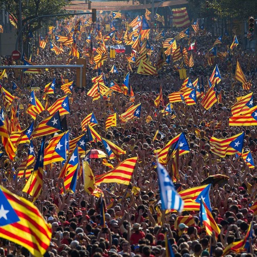 Author Luke Stobart on the Catalan independence referendum: An eyewitness account