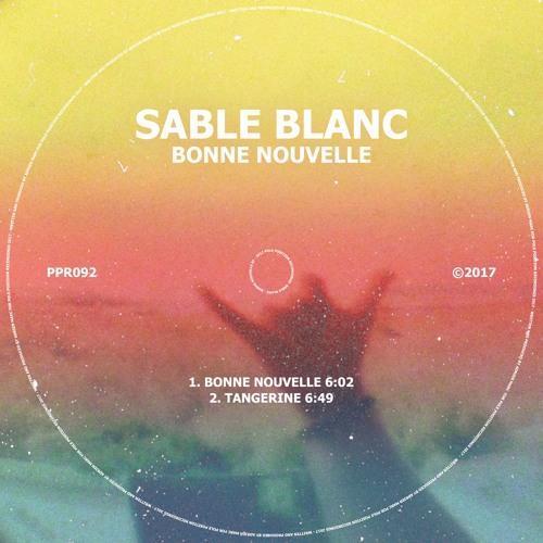 "Sable Blanc - ""Tangerine"""