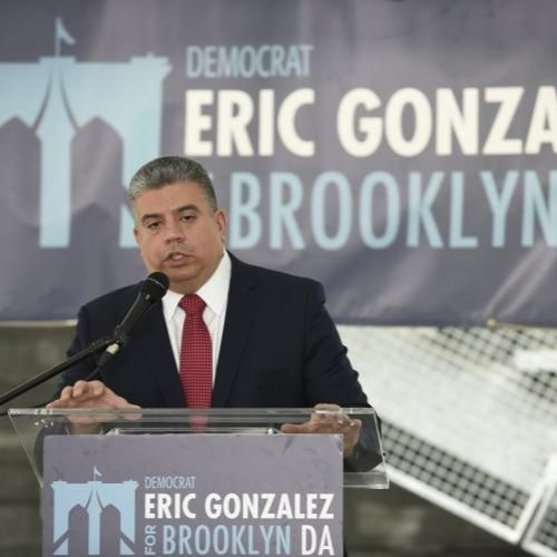 8-26-17: Eric Gonzalez, Brooklyn District Attorney