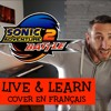 Sonic Adventure 2 - Crush 40 - Live and learn (french cover)