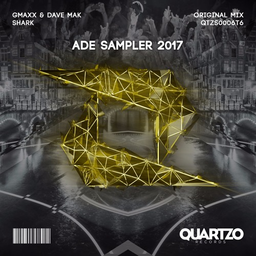 GMAXX & Dave Mak - Shark (OUT NOW!) [FREE] (ADE 2017) Supported by Blasterjaxx!
