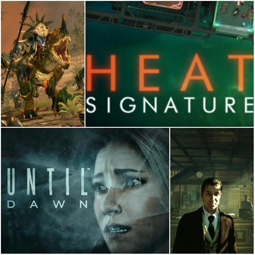 Bits & Pieces Podcast #6 - Until Dawn, Heat Signature, Sherlock Holmes, Cuphead, Warhammer 2, Quiz