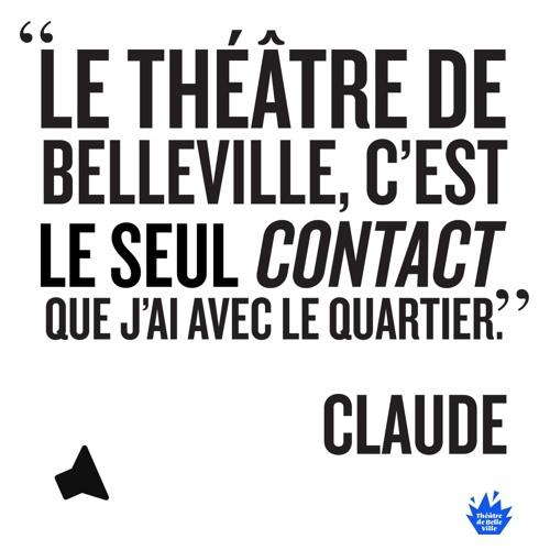 Belleville On Air #2 : Claude
