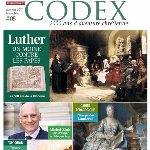 Luther, un moine contre les papes - Codex #5