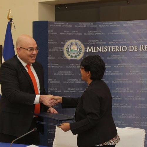 GOES y UNFPA  / Intervención de Licda. Rina Garay