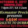 6 OCT 2017 FUN HOUSE WBR FM MIXMASTER PRECISE