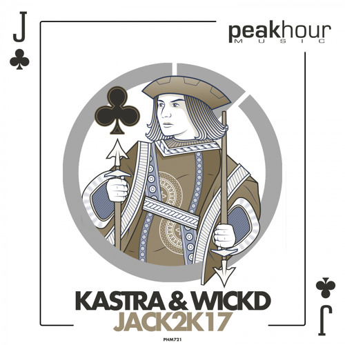 KASTRA & WICKD - Jack2k17 (OUT NOW!) Support from Tiesto, Blasterjaxx, Timmy Trumpet + more!