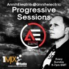 AnnihElectric - Progressive Sessions 025 2017-10-08 Artwork