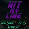 Hit My Line! - MC Eli X Yung Lukes X Savage365