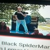 Logic black spiderman
